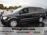 This is a 2016 Chrysler Town and Country with only 17K