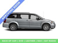 *** 2016 CHRYSLER TOWN AND COUNTRY TOURING VAN *** HARD