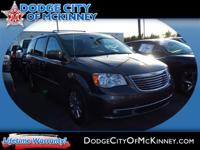 Introducing the 2016 Chrysler Town Country! Very clean