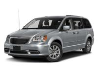 2016 Chrysler Town & Country Touring In Bright White