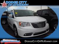 Introducing the 2016 Chrysler Town Country! Unique in