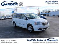 Introducing the 2016 Chrysler Town & Country Touring!