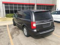 We are excited to offer this 2016 Chrysler Town &