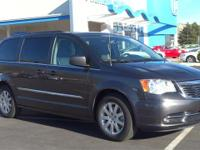 Town & Country Touring, 4D Passenger Van, 3.6L