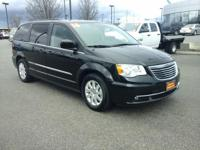 This outstanding example of a 2016 Chrysler Town &