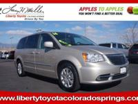 CARFAX 1-Owner. EPA 25 MPG Hwy/17 MPG City!, PRICED TO