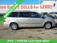 * 2016 CHRYSLER TOWN AND COUNTRY FOUR DOOR TOURING VAN