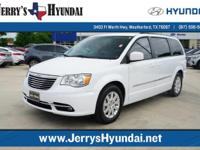 Looking for a clean, well-cared for 2016 Chrysler Town
