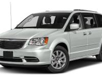 Options:  2016 Chrysler Town & Country Touring|Miles:
