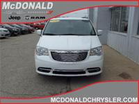 Options:  2016 Chrysler Town And Country Touring