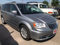 Options:  2016 Chrysler Town & Country Touring  1St 2Nd
