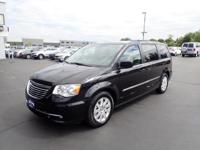 Treat yourself to this 2016 Chrysler Town & Country