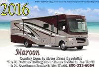 WHY PAY MORE ... MSRP $137 510 - New 2016 Coachmen