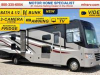 2016 Coachmen Mirada 35BH Bath & 1/2 Bunk House W/Ext