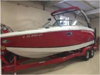 2016 Cobalt R5 WSS Surf - Only 33 hrs and loaded with