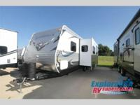 2016 CROSSROADS RV LONGHORN LHT25RB TEXAS EDITION -