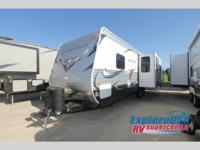 2016 CROSSROADS RV LONGHORN LHT27RL - TRAVEL TRAILER