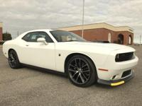 This 2016 Dodge Challenger 2dr 2dr Coupe R/T Scat Pack