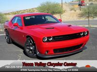 Introducing the 2016 Dodge Challenger! A great car and