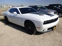 Options:  2016 Dodge Challenger R/T|Introducing The