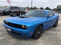 2016 Dodge Challenger R/T Blue Pearl RWD 8-Speed