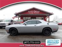 Options:  2016 Dodge Challenger Reignite Your Love Of
