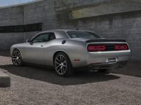 2016 Dodge Challenger Clean CARFAX. R/T Scat Pack RWD