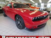 Introducing the 2016 Dodge Challenger! An awesome price