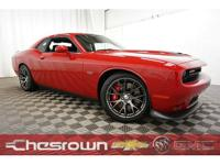 New Price! Challenger SRT, Tremec 6-Speed Manual, Black