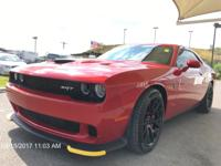Introducing the 2016 Dodge Challenger! It delivers