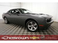 New Price! Challenger SE, 8-Speed Automatic, Black