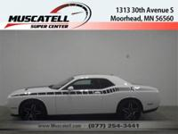 Introducing the 2016 Dodge Challenger! It just arrived