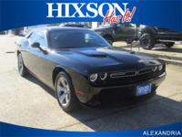 This outstanding example of a 2016 Dodge Challenger SXT