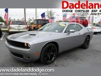 Check out this gently-used 2016 Dodge Challenger we