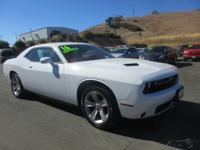 Options:  2016 Dodge Challenger Sxt|3.6L V6 24V|8-Speed