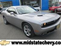 Check out this 2016 Dodge Challenger . Its Automatic