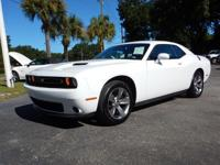 Options:  2016 Dodge Challenger Sxt|Like New 2016 Dodge