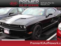 This 2016 Dodge Challenger SXT is offered to you for