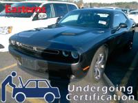 Options:  2016 Dodge Challenger Sxt|Grey|2016 Dodge