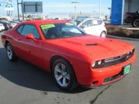 Options:  2016 Dodge Challenger||2Dr Cpe Sxt|3.6L 6