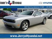 This 2016 Dodge Challenger SXT is proudly offered by