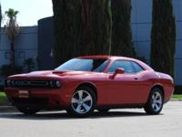 We are excited to offer this 2016 Dodge Challenger.