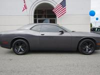 New Price! 2016 Dodge Challenger SXT CARFAX One-Owner.