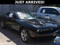 This Challenger features:  Clean CARFAX. 30/19
