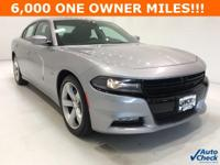 Options:  2016 Dodge Charger R/T|Silver|Balance Of