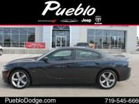 CARFAX 1 OWNER. Charger R/T, 4D Sedan, HEMI 5.7L V8