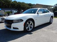 Options:  2016 Dodge Charger R/T|2016 Dodge Charger R/T
