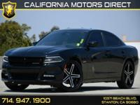 Options:  2016 Dodge Charger R/T|Carfax Report|Air