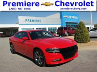 Options:  2016 Dodge Charger R/T|Red/|V8 5.7 L