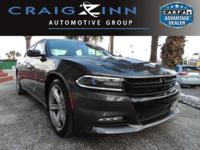 New Arrival! CarFax 1-Owner, This 2016 Dodge Charger